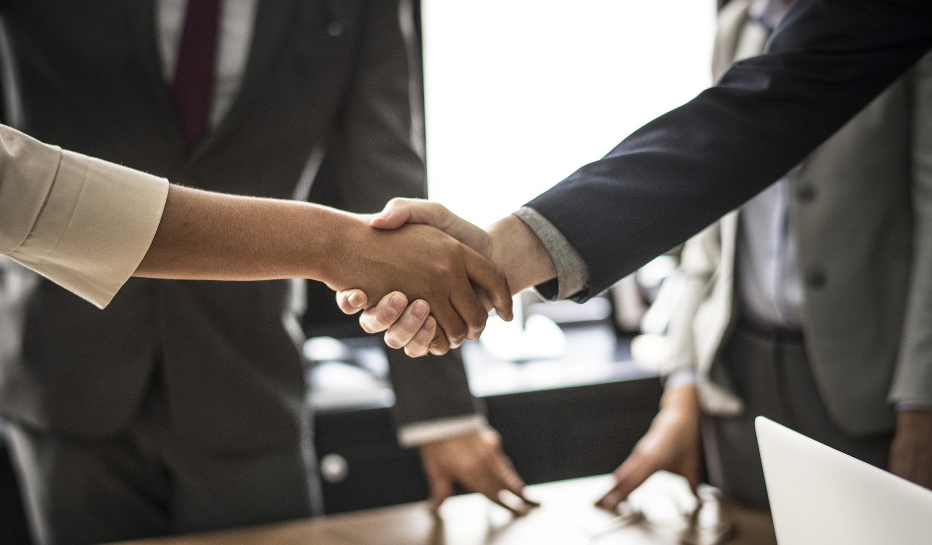 Verhandlung Agreement
